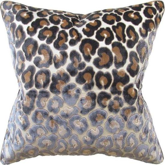 PIPED HUNTER STEEL PILLOW