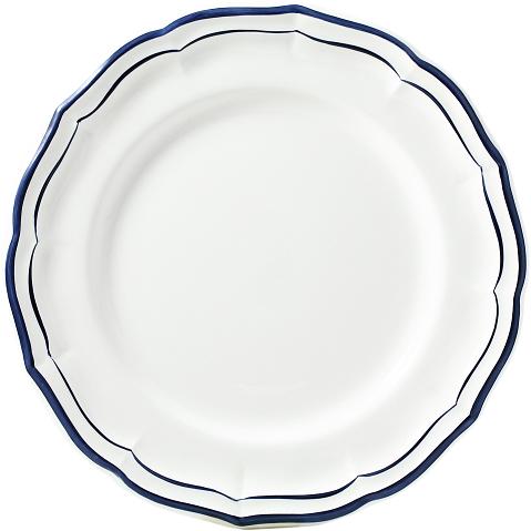DINNER PLATE INDIGO - SINGLE DISH