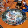 CAKE PLATTER JARDIN