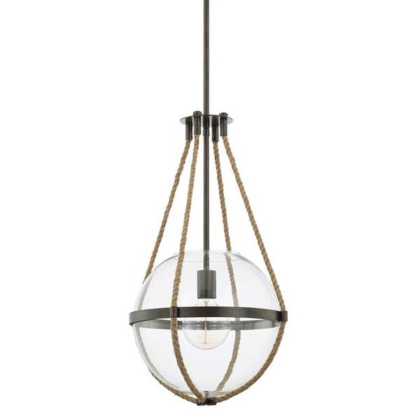 BEAUFORT NORDIC GREY LIGHT PENDANT