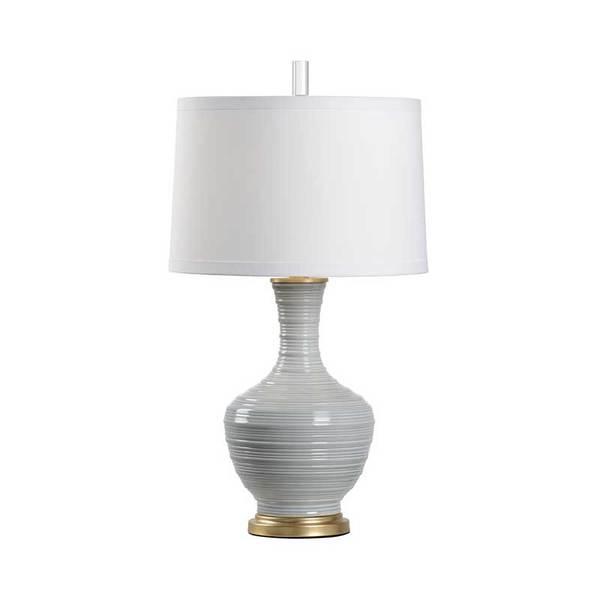 PAULINE LAMP - GREY