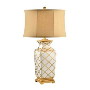 GOLD DIAMOND LAMP