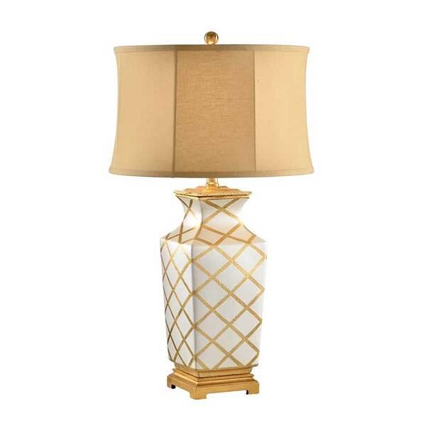 GOLD DIAMOND LAMP