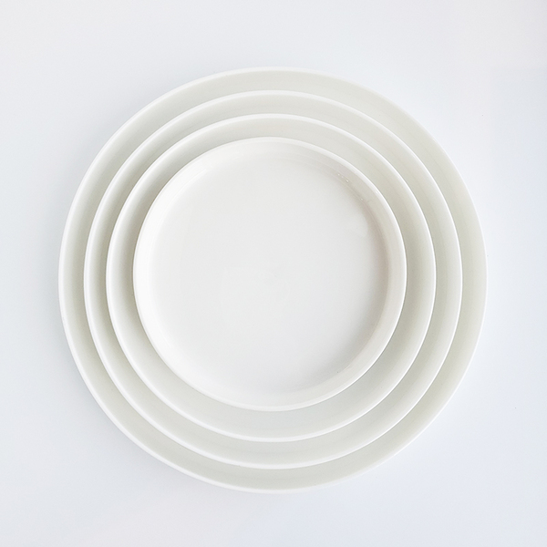 DEEP WHITE PLATES