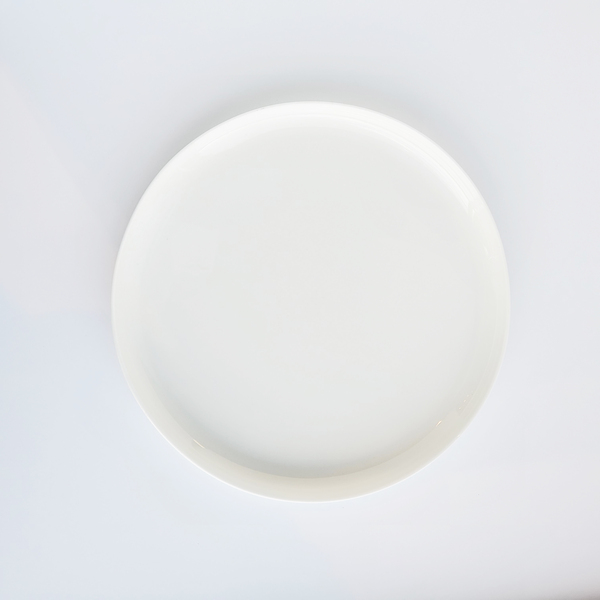 LARGE DEEP ROUND PLATE