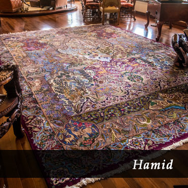 Hamid Persian Rugs