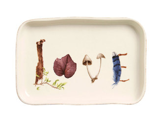 FOREST WALK GIFT TRAY - LOVE