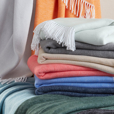 Colorful Throws