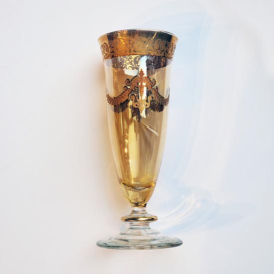 CHAMPAGNE GLASSES - SET OF SIX