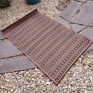TURKISH WARM BROWN RUG (3X5)