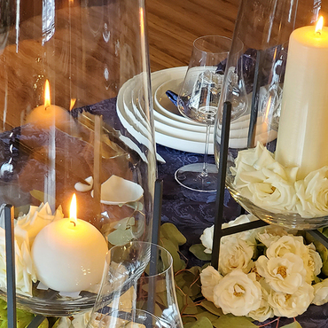 Virtual Tabletop Event | Form & Function by Candlelight