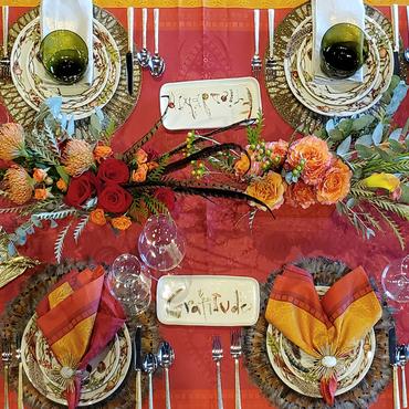 Virtual Tabletop Event | Gratitude Table