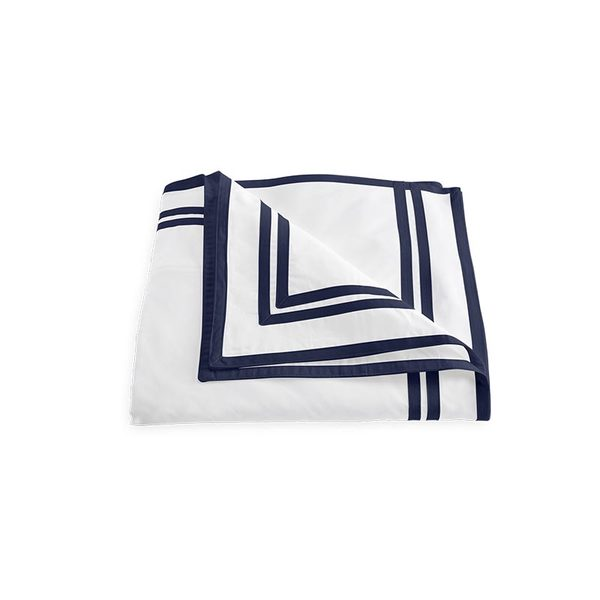 MERIDIAN KING DUVET - NAVY