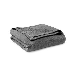 PACIFIC QUEEN COVERLET - CHARCOAL