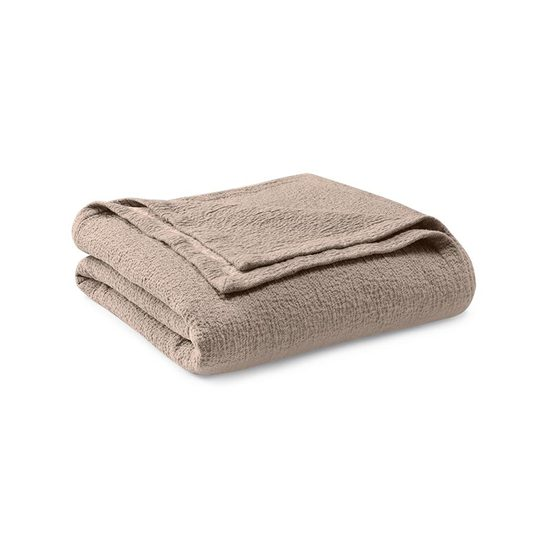 PACIFIC KING COVERLET - DUNE