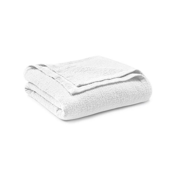 PACIFIC QUEEN COVERLET - WHITE