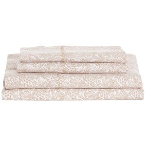 SARATO SAND QUEEN SHEET SET
