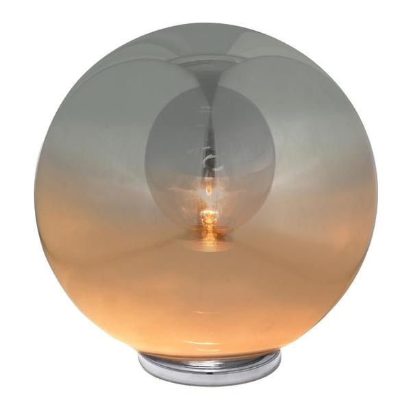 DOLLY GLOBE LAMP - CHROME