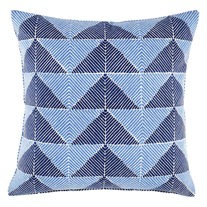 PEAK INDIGO PILLOW