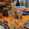 REGALIA AQUA WINE GLASS DETAIL