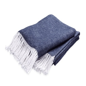 PEZZO THROW - NAVY