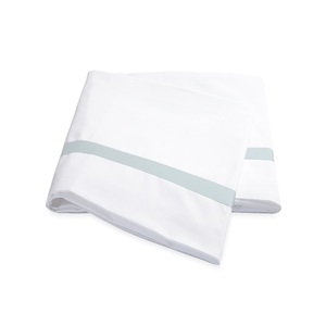 LOWELL QUEEN FLAT SHEET - POOL