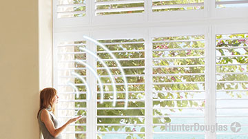 Hunter Douglas Voice Control