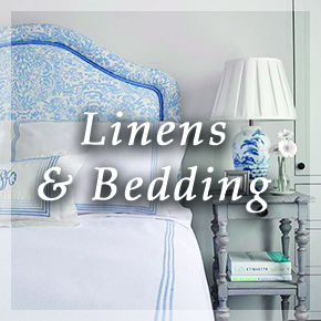 luxury white and blue sheets and bedding