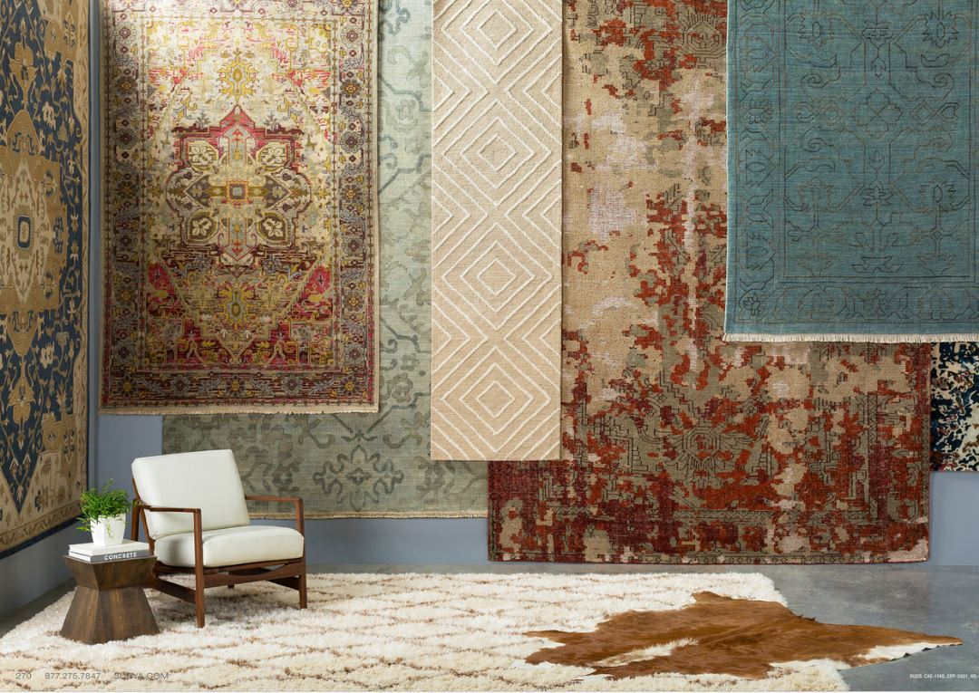 Surya area rugs